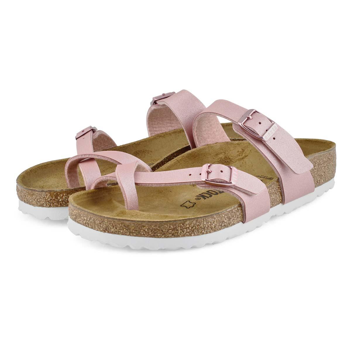 Women's Mayari BF Sandal - Metallic Rose