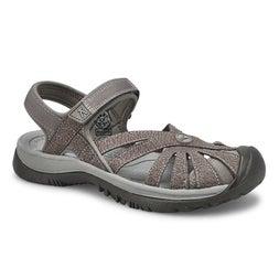 Lds Rose gargoyle/raven sport sandal