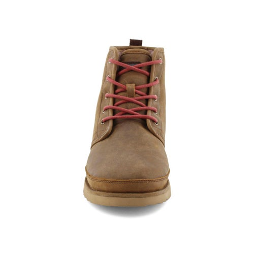 Mns Harkley grizz lace up wtp ankle boot