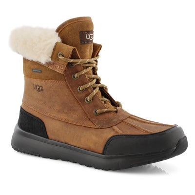Men's ELIASSON worchester lace up winter boots