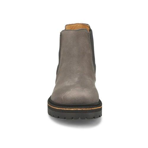 Lds Stalon graphite chelsea boot-N