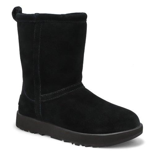 Lds Classic Short Waterproof black boot
