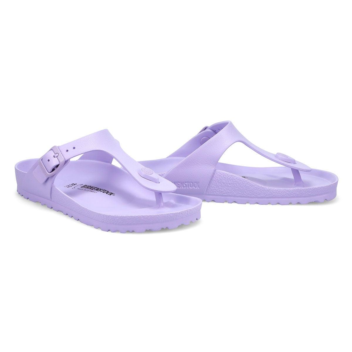 Women's Gizeh EVA Thong Sandal - Purple