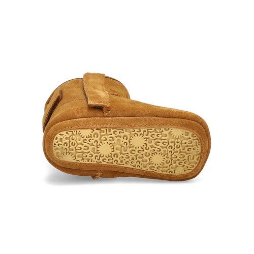 Inf-g Jesse II chestnut fashion boot