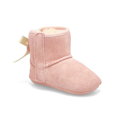 Inf-g Jesse Bow II Fashion Boot-Baby Pnk