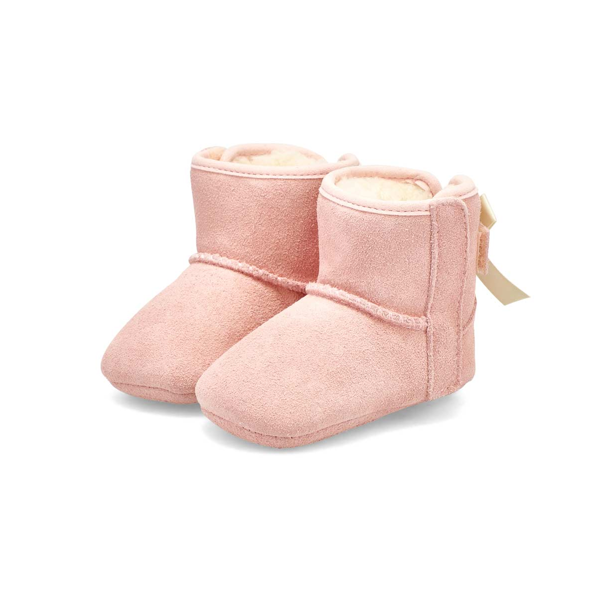 Infants' Jesse Bow II Fashion Boot - Baby Pink