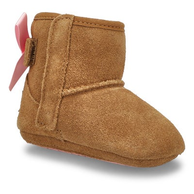 Inf-g Jesse Bow II chestnut fashion boot