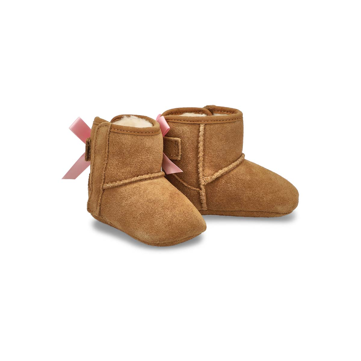 Infant's Jesse Bow II Fashion Boot - Chestnut