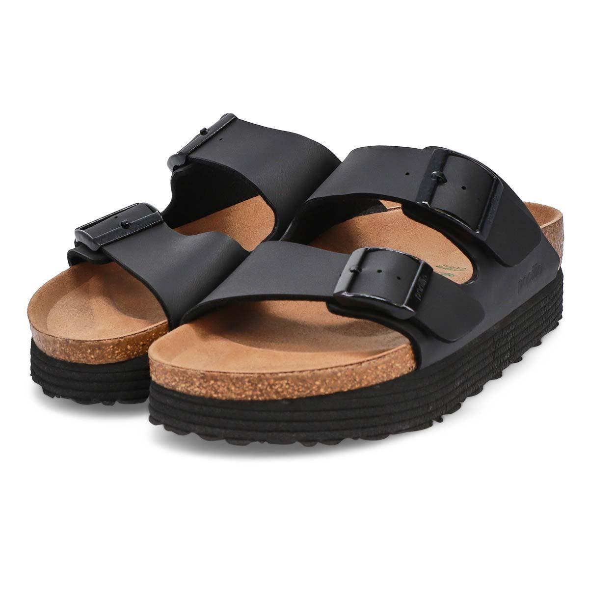 Sandale ARIZONA PLATFORM VEGAN Étroite