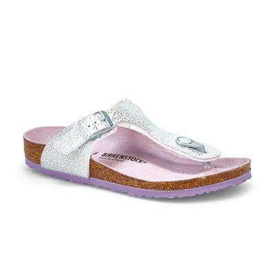 Grls Gizeh disco ball thong sandal-N