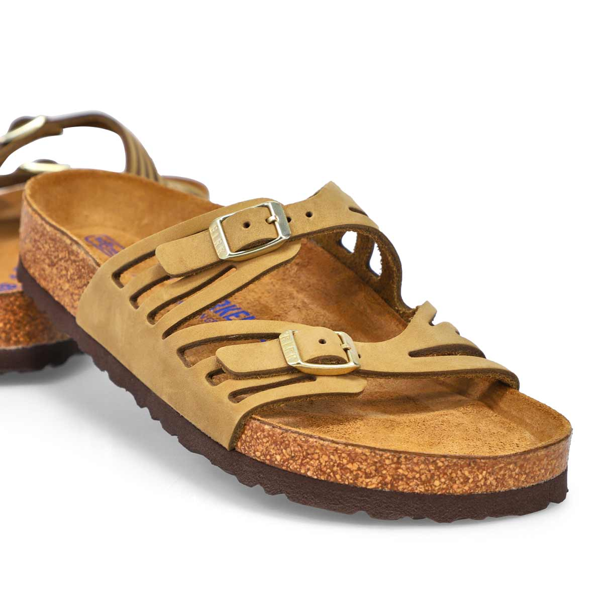 Sandale GRANADA SF kaki femmes