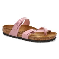 Sandale passe-orteil MAYARI lavande femme