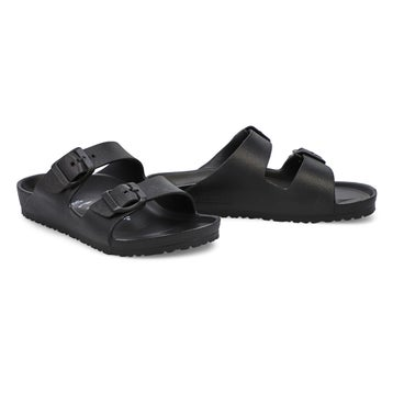 Kids' Arizona EVA Narrow Sandal - Black
