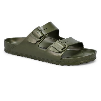 Mns Arizona green EVA sandal - Medium