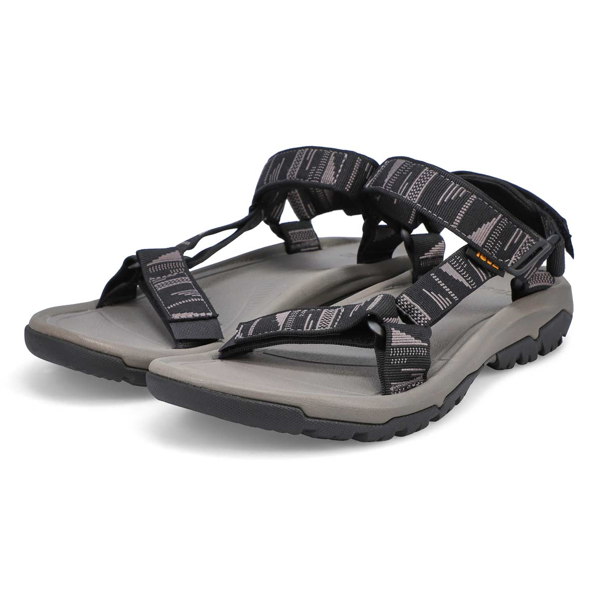 Sandale sport Hurricane XLT2, noir/gris, homme