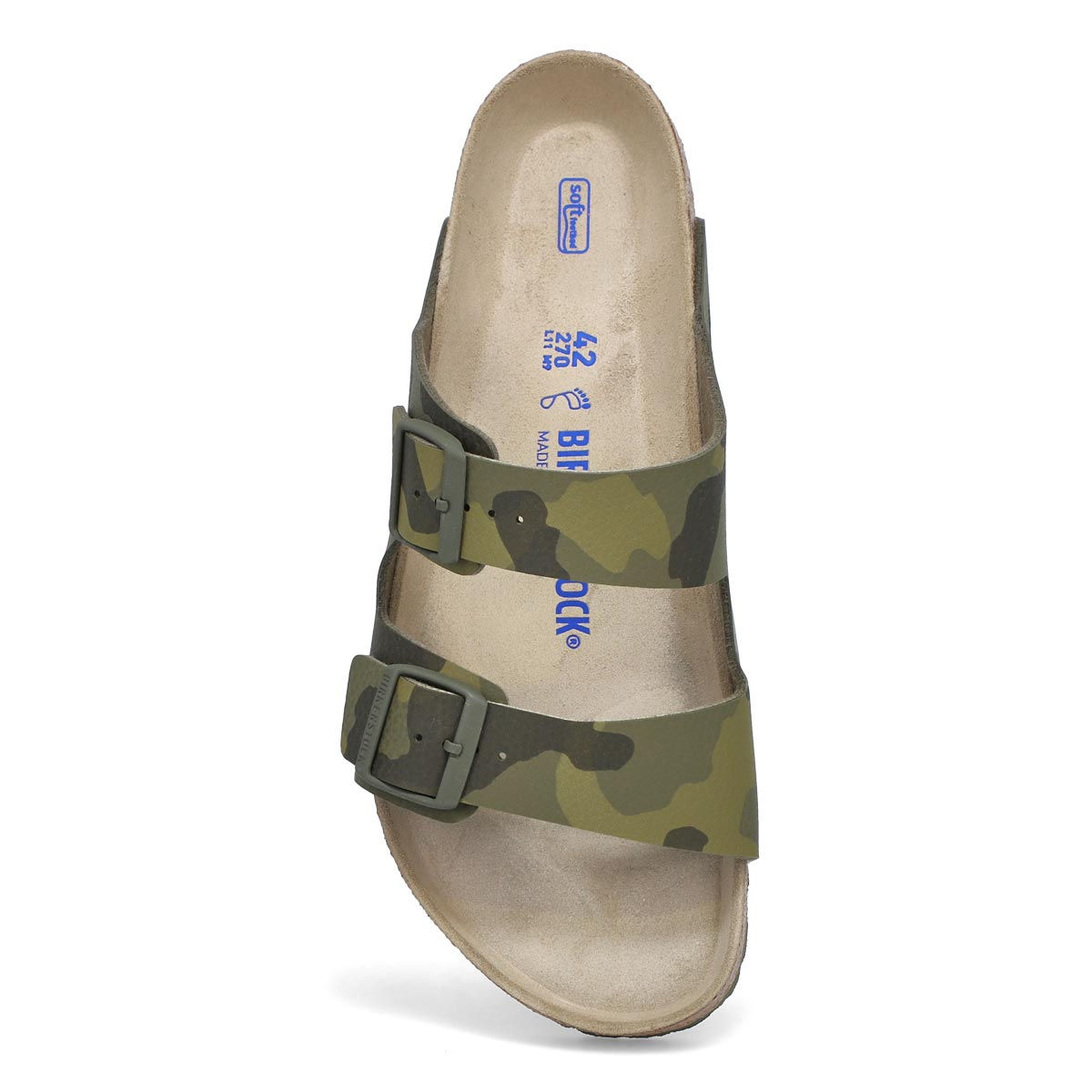 Men's Arizona SF Sandal - Camo Green