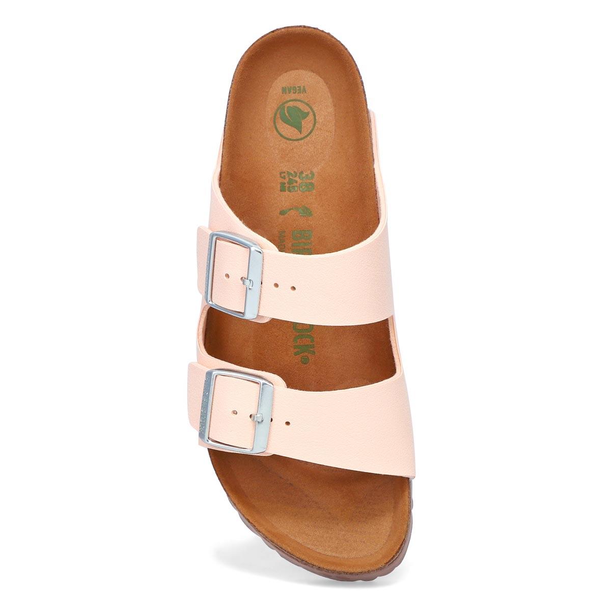 Women's Arizona Vegan BF Narrow Sandal -Light Rose