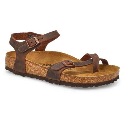 Sandale à lit de pied Taormina, femmes