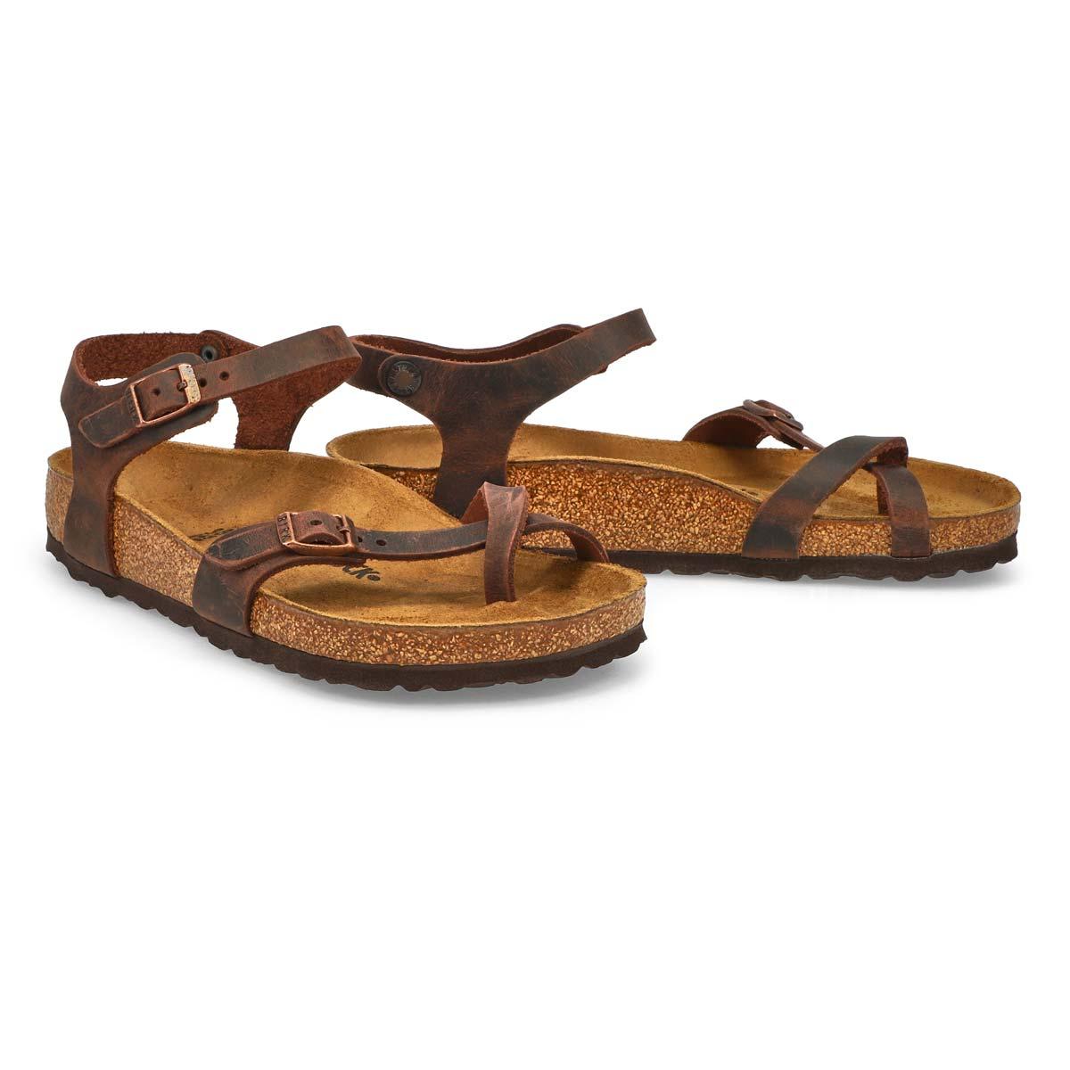 Sandale à lit de pied Taormina, femmes - Habana