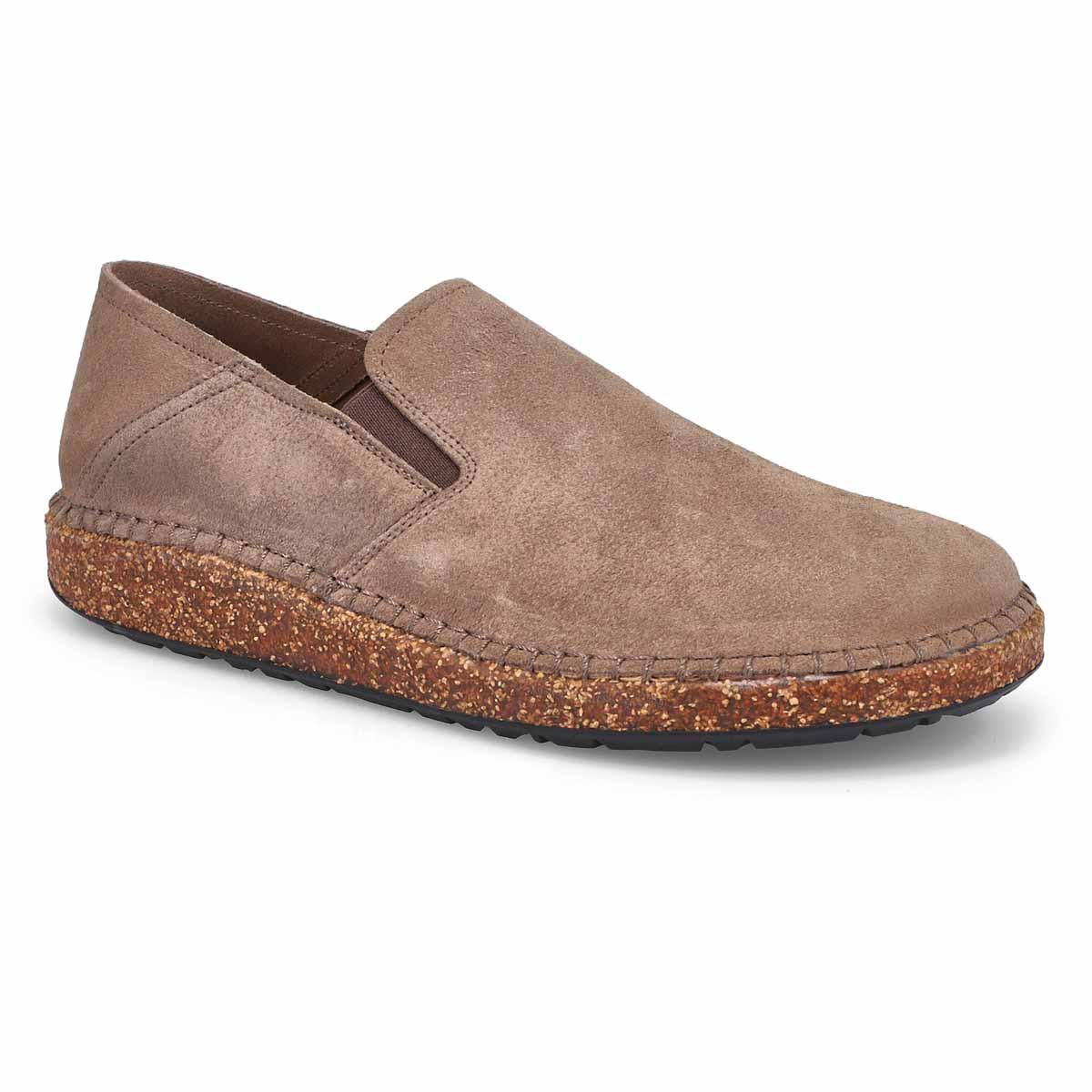 Women's Callen Slip On Shoe - Gray Taupe/Narrow
