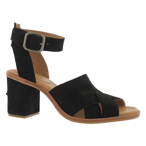 Lds Sandra black dress sandal