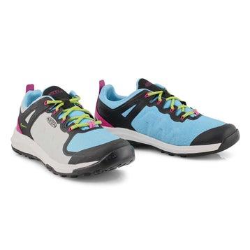 Women's Explore Vent Hiking Sneaker- Vapor/Blue