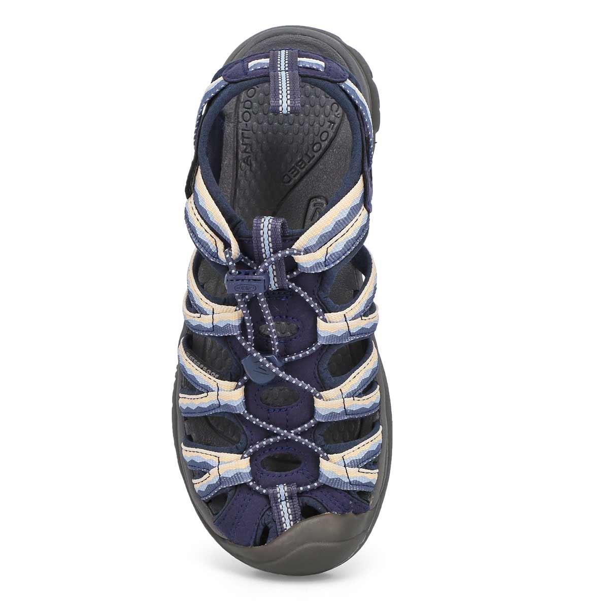 Women's Whisper Sport Sandal - Navy/Blue Fog
