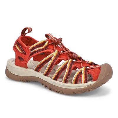 Lds Whisper redwood sport sandal