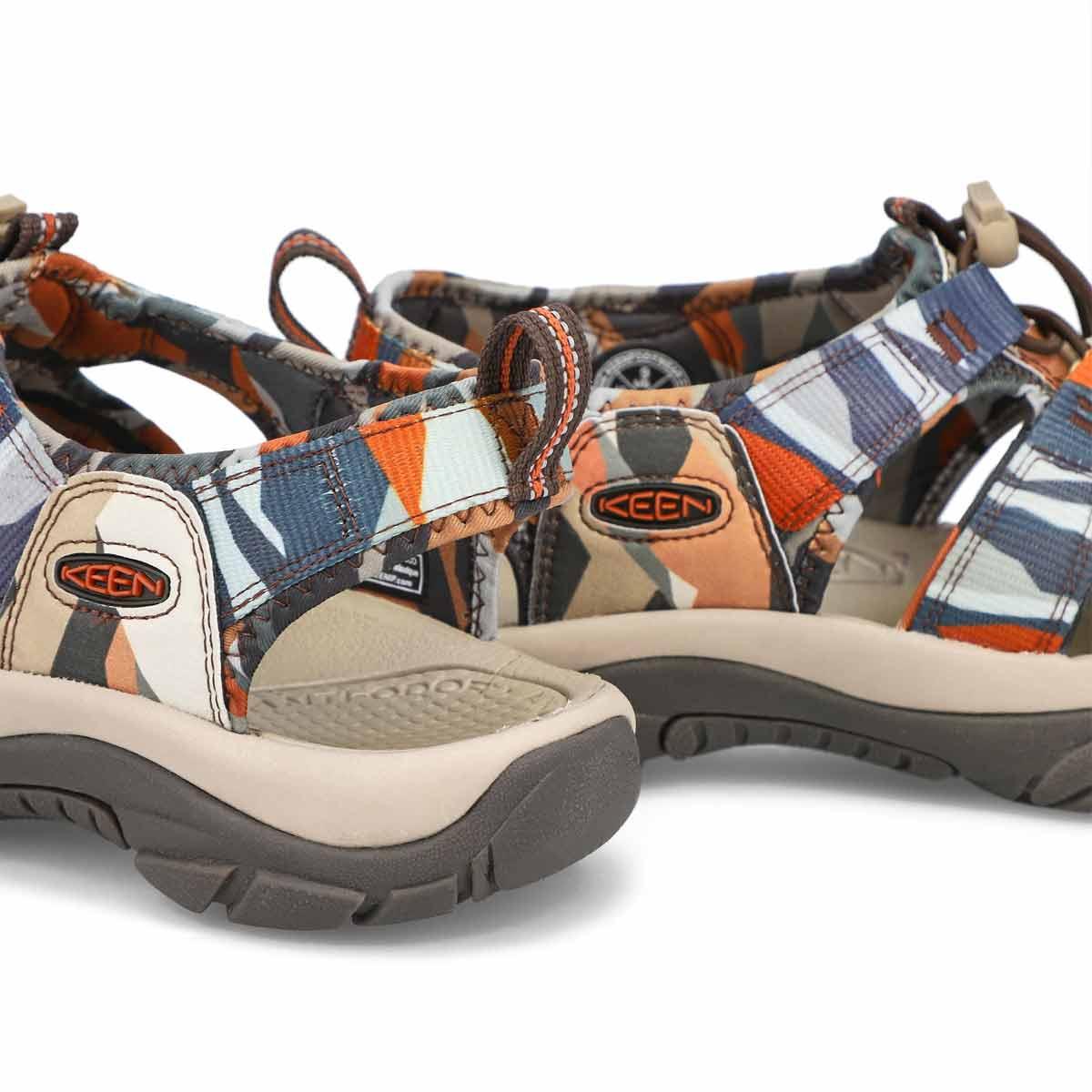 Sandale sport Newport H2 brun/multi hommes