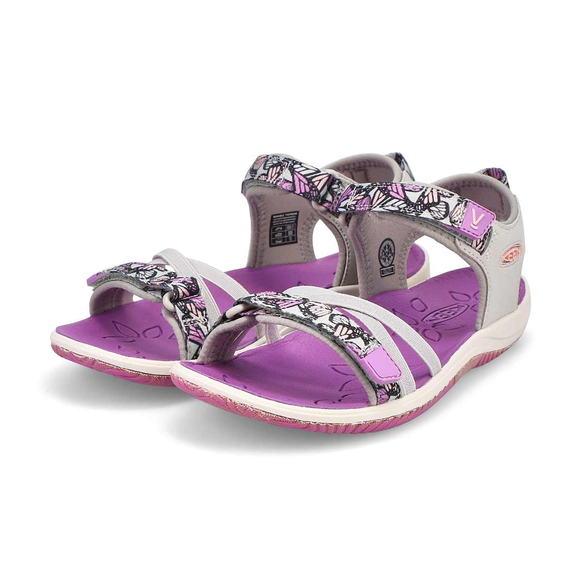 Girls' Verano Sport Sandal - Vapor/Violet