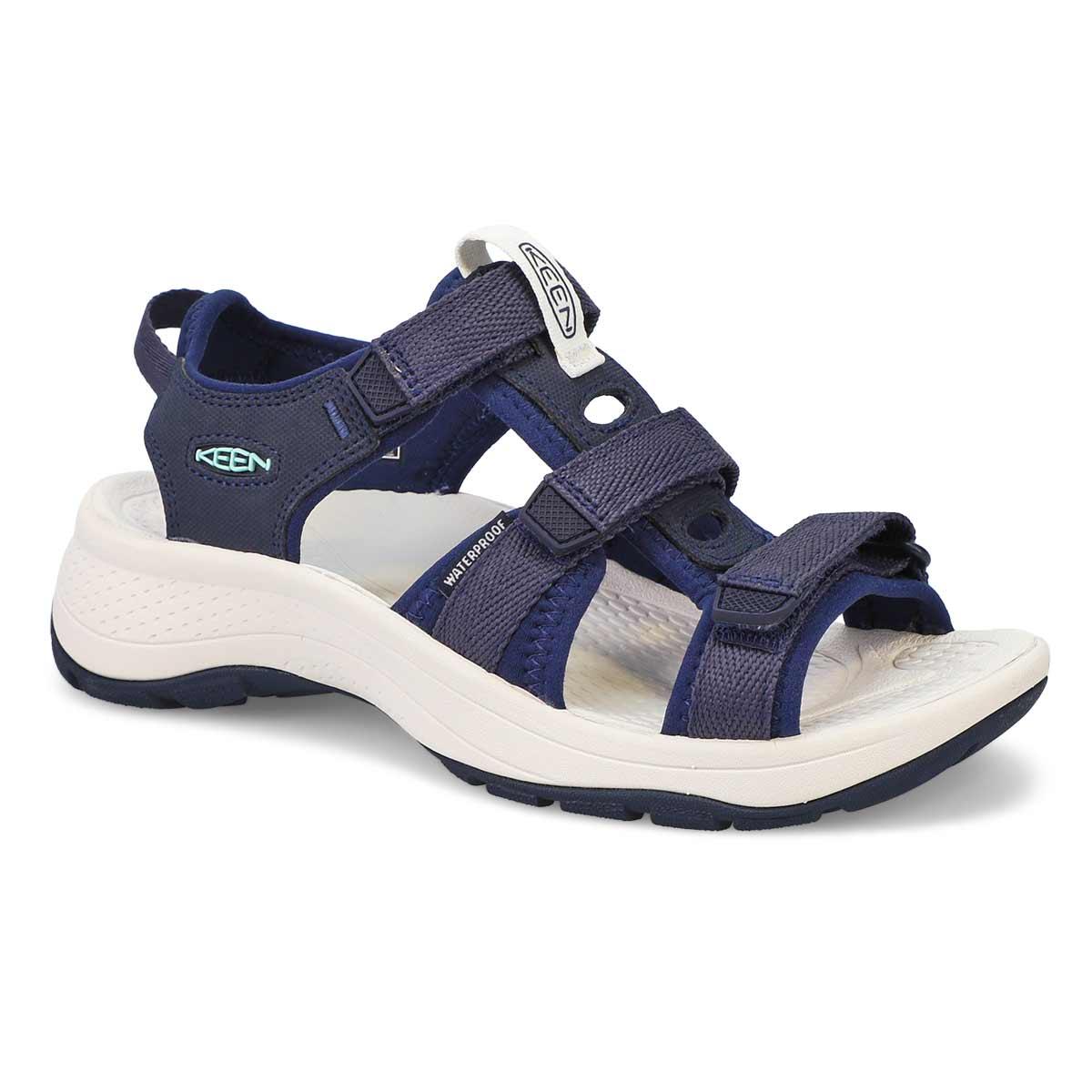 Women's Astoria West Open Toe Sandals - Blue/Iris