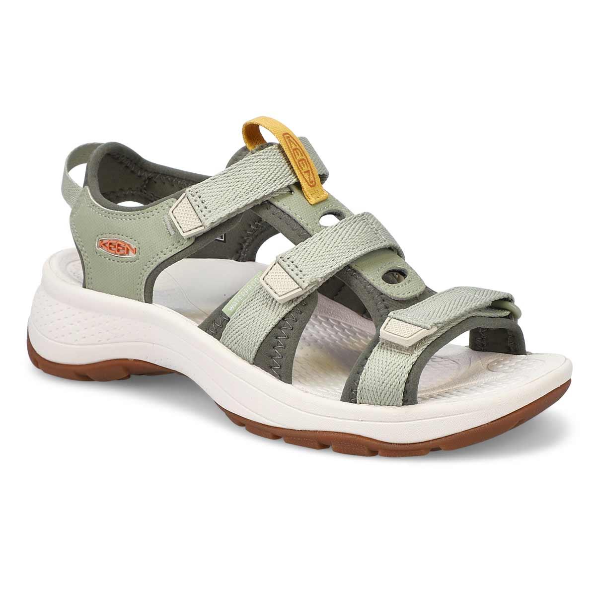 Sandale ASTORIA WEST OPEN TOE,sauge,femmes