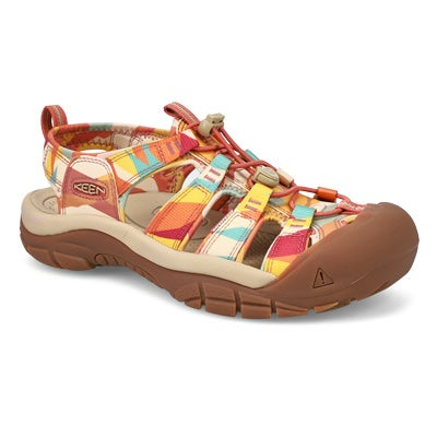 Sandale sport Newport H2 rge/mlti,femmes