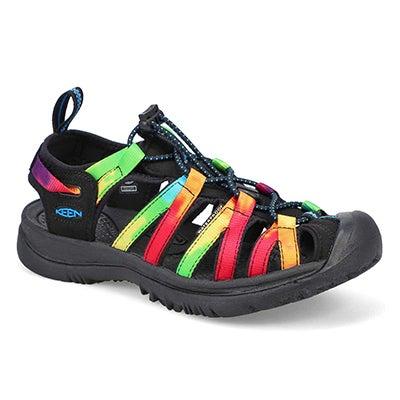 Lds Whisper Sport Sandal- Tie Dye