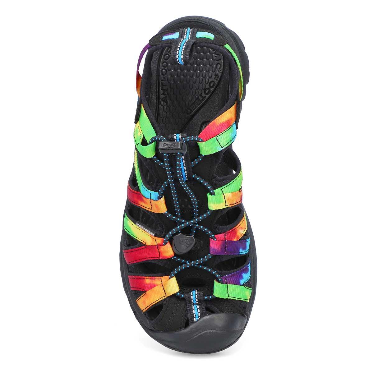 Women's Whisper Sport Sandal - Tie Dye