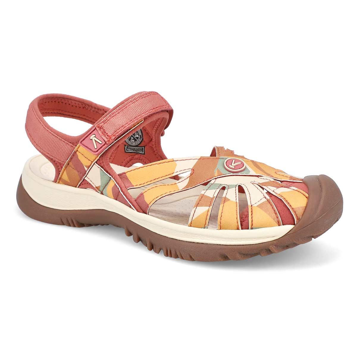 Sandale de sport Rose Sandal, femmes - Brique