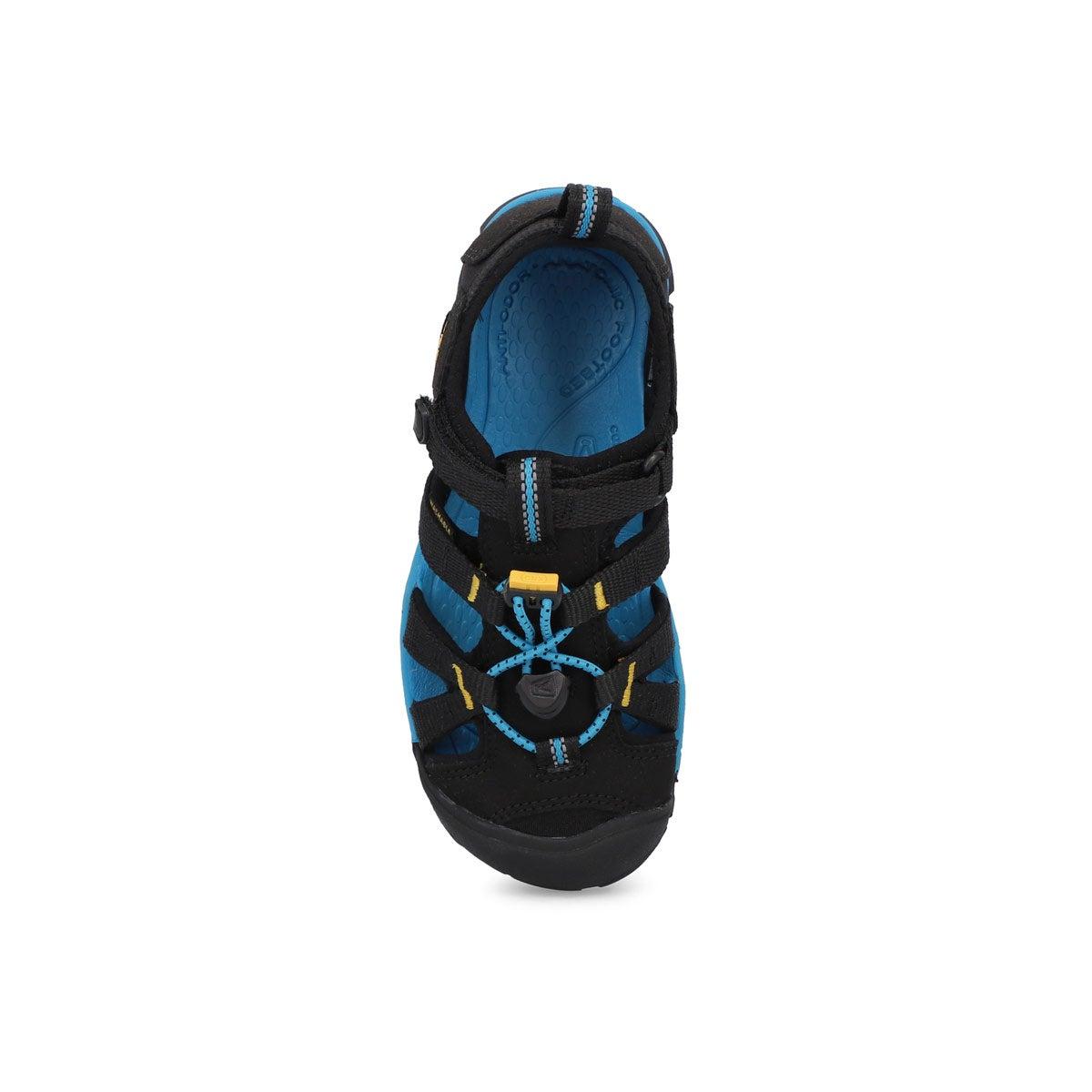 Infants' Seacamp II CNX Sport Sandal- Black/Yellow