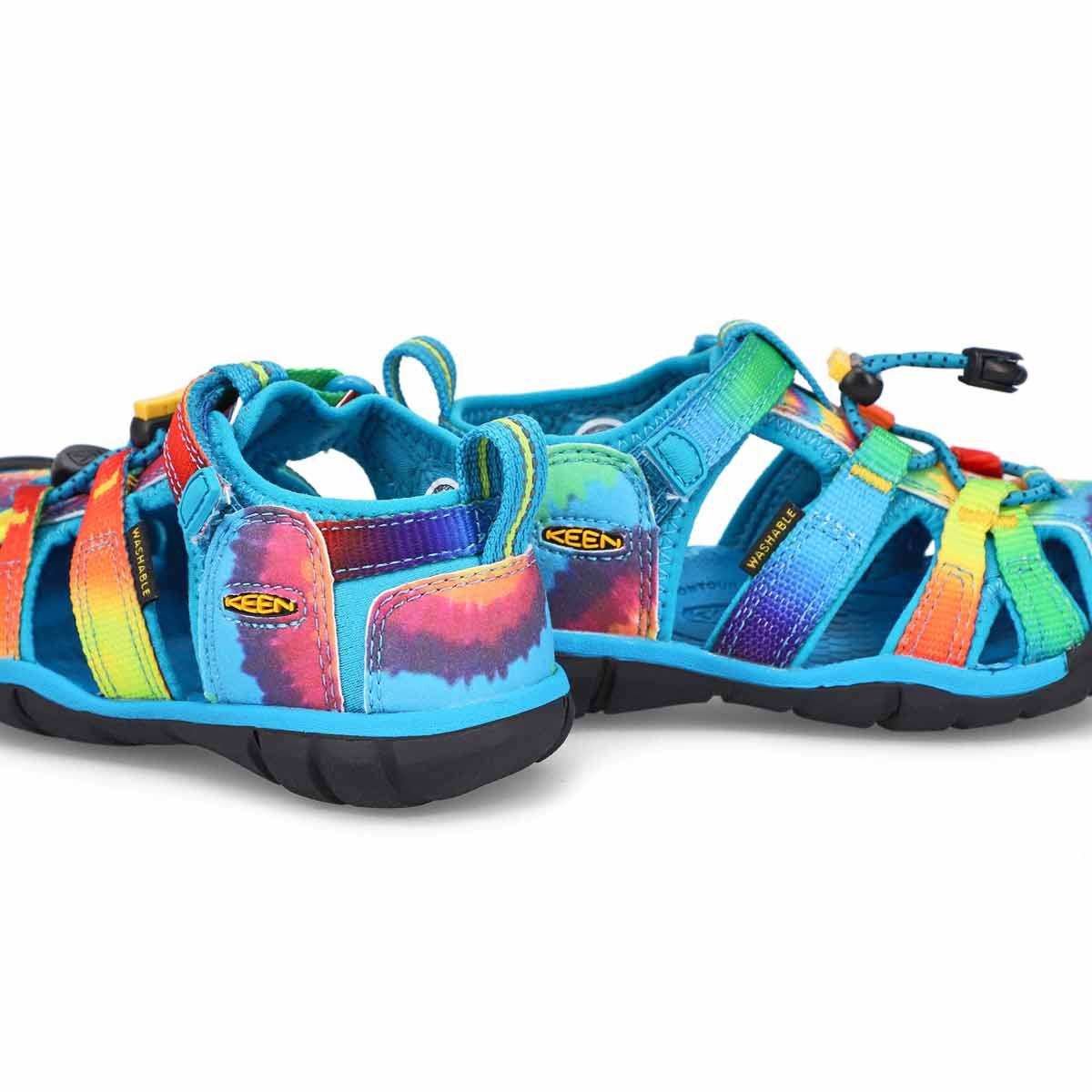 Infants' Seacamp II CNX Sandal - Blue/ Dye Tie