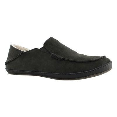 Mns Moloa onyx drop in heel slipper