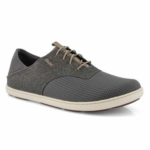 Mns Nohea Moku char/clay sneaker