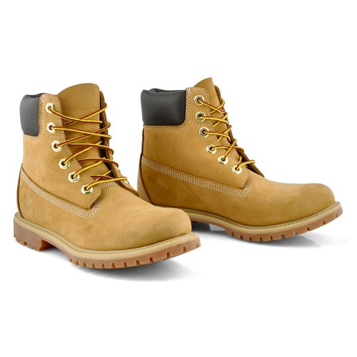 Lds 6 premium wheat wtpf boot