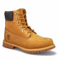 Women's Premium 6 Waterproof Boot - Wheat