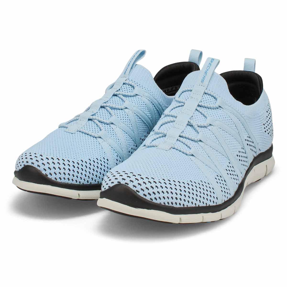 Women's Gratis Chic Newness Shoe - Light Blue