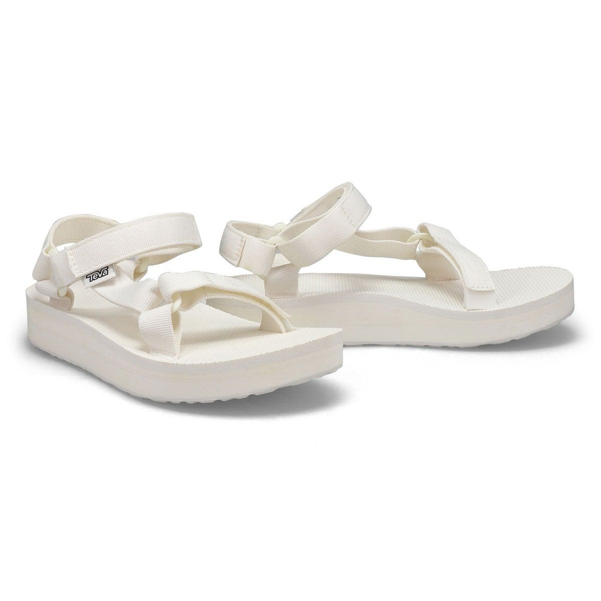 Women's Midform Universal Sport Sandal -Bright Wht