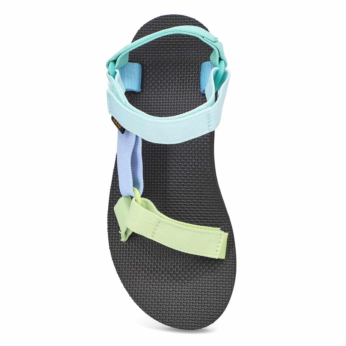 Women's Midform Universal Sandal- Green Multi