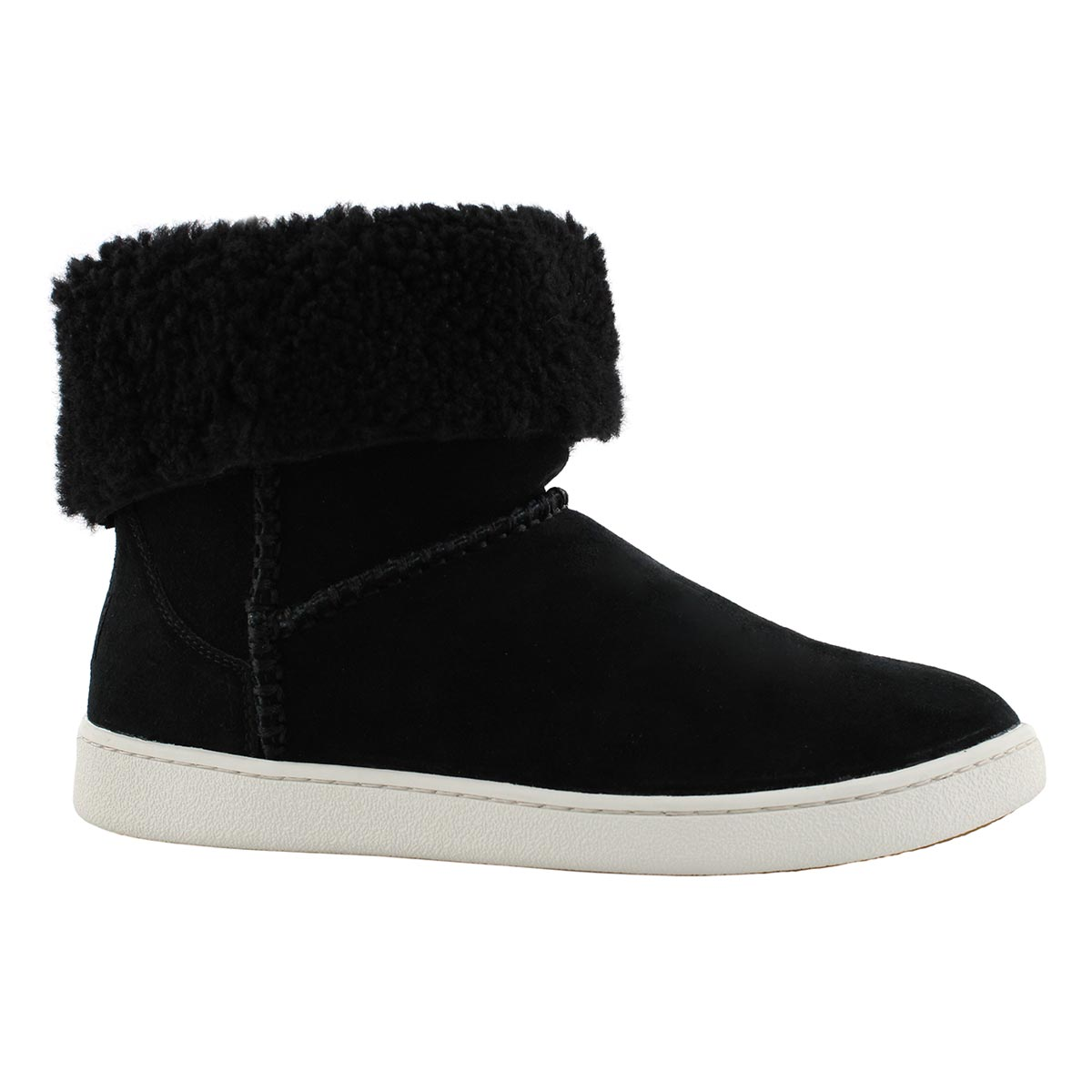 Lds Mika Classic blk cuffable boot