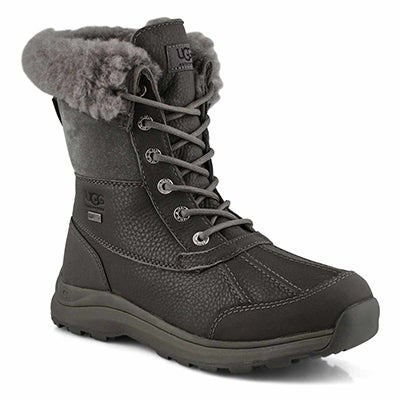 Lds Adirondack III charcoal winter boot
