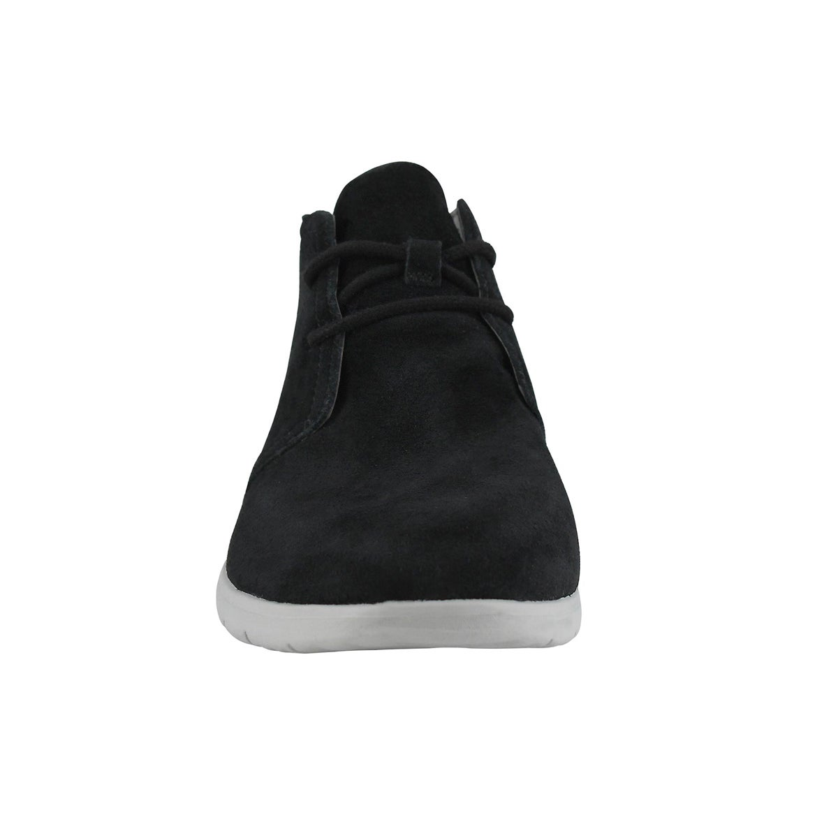 Men's DUSTIN black chukka boots