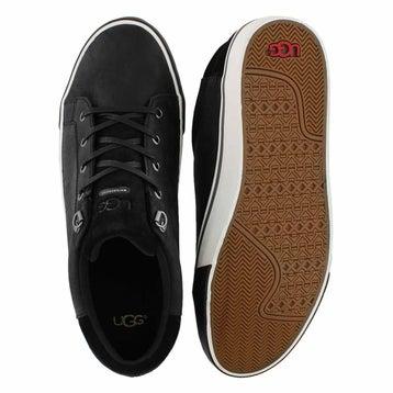 Men's BROCK II black waterproof sneakers