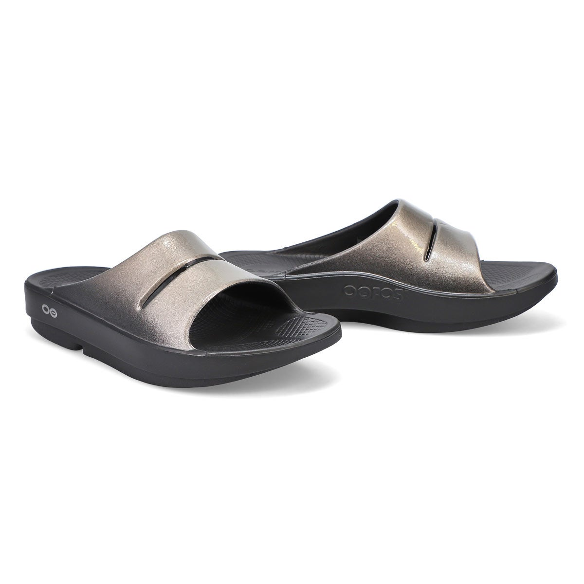 Women's Ooahh Luxe Sandal - Latte